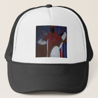 drummer in (d)ea minor trucker hat