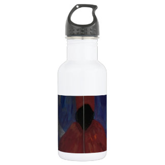 drummer in (d)ea minor water bottle