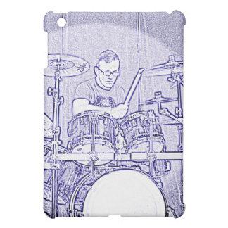 Drummer In Drawing ipad Speck Case iPad Mini Case