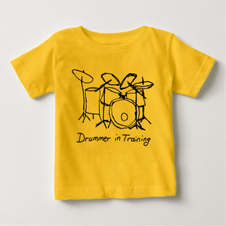 Drummer in Training Tee Shirt