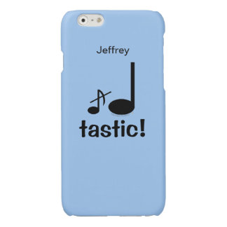 Drummer iphone Case for Drummers Flam Tastic Note