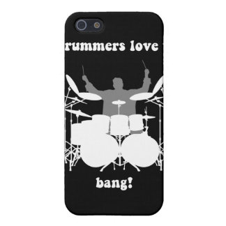 Drummer iPhone SE/5/5s Cover