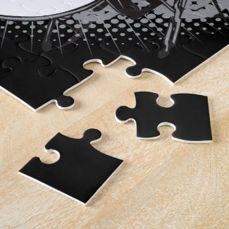 Drummer Jigsaw Puzzle puzzle