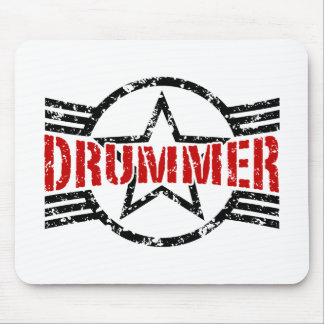 Drummer Mouse Pads