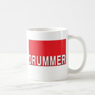 Drummer Mug