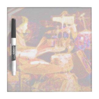 drummer on stage  behind kit artistic.jpg Dry-Erase board
