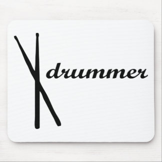 Drummer Products! Mouse Pad