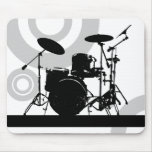 drummer rings mouse pads