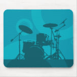 drummer rings mousepad