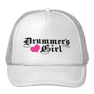 Drummer s Girl Mesh Hat