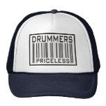 Drummer s Priceless Mesh Hat