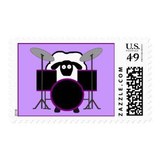 Drummer Sheep Postage