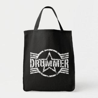 Drummer Tote Bag
