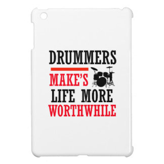 drummers design case for the iPad mini