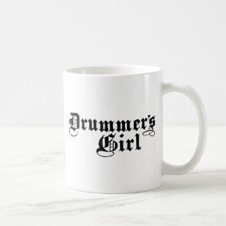 Drummer's Girl Coffee Mug
