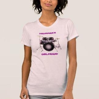 Drummer's Girlfriend Tee Shirt