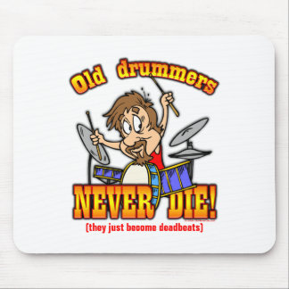 Drummers Mouse Pad