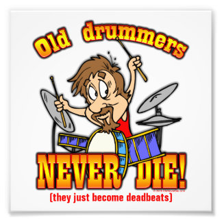 Drummers Photograph