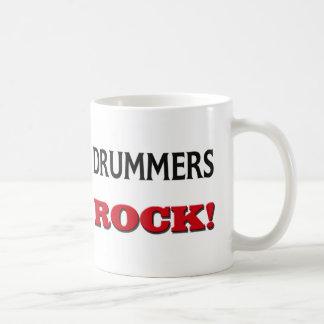 Drummers Rock Mugs
