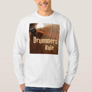 Drummers Rule Longsleeve Shirt
