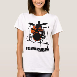 Drummers Rule T-Shirt