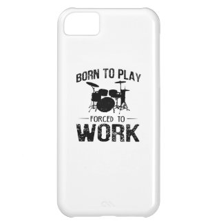 Drumming Designs iPhone 5C Case