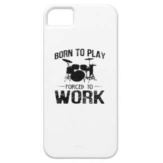 Drumming Designs iPhone SE/5/5s Case