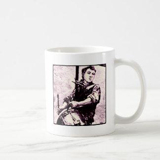 Drumming Lad Coffee Mug