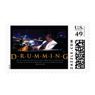 Drumming Stamps