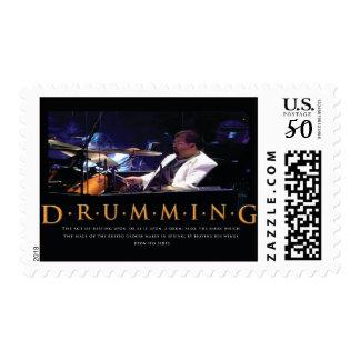 Drumming Stamps