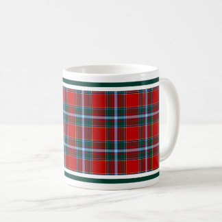Drummond Clan Tartan Coffee Mug