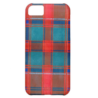DRUMMOND FAMILY TARTAN COVER FOR iPhone 5C
