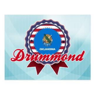 Drummond, OK Post Cards