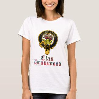 Drummond Scottish Crest Tartan Clan Name Clothes T-Shirt