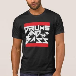 Drums And Bass Dark Shirt