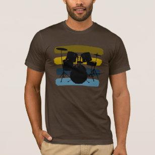 a6f0da9ca9f3 Drum T-Shirts - T-Shirt Design   Printing
