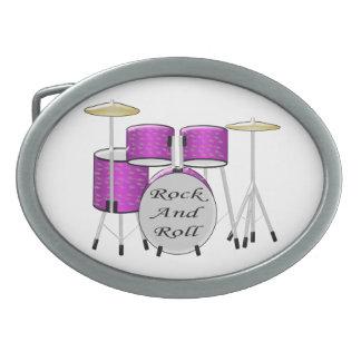 Drums Belt Buckle