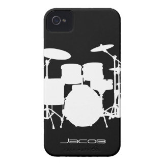 Drums iPhone 4 Case-Mate Cases