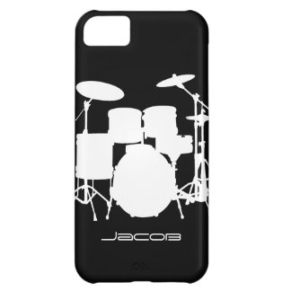 Drums Customizable iPhone 5C Cases