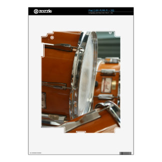Drums Decal For The iPad 2