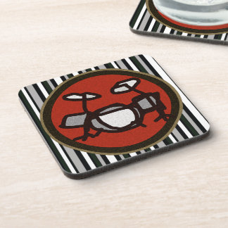 drums, drumming gifts coaster