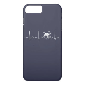 DRUMS HEARTBEAT iPhone 7 PLUS CASE