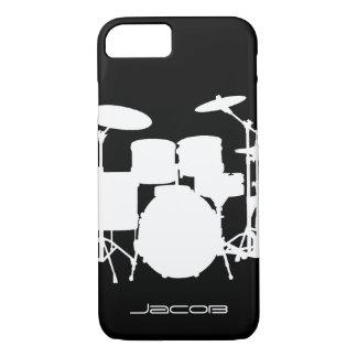 Drums iPhone 8/7 Case