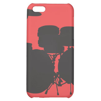 Drums Cover For iPhone 5C