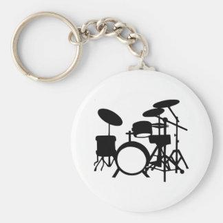 Drums Keychain