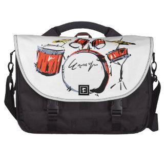 drums ノートパソコン用メッセンジャーバッグ