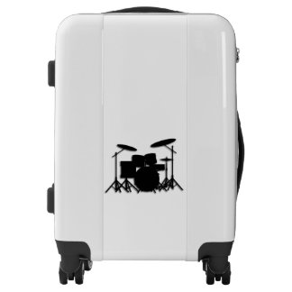 Drums Music Design Luggage