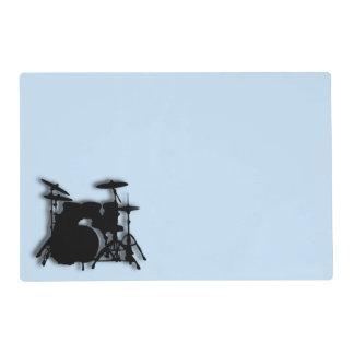 Drums Music Design Placemat