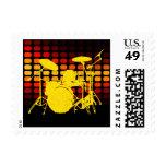 drums : musicmeters stamps