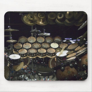 Drums Power Mousepads